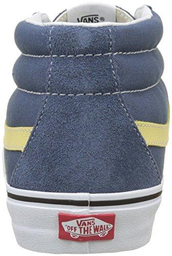 Sk8 pineapple mid Indigo Reissue Vans Alto Adulto Sneaker Blu A Slice Q8d – Unisex Collo vintage pdq75Oxw7