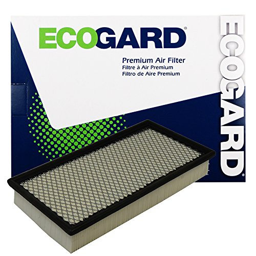 Ford Thunderbird Air Cleaner (ECOGARD XA5301 Premium Engine Air Filter Fits Ford Freestar / Lincoln LS / Jaguar S-Type / Ford Thunderbird / Mercury Monterey)