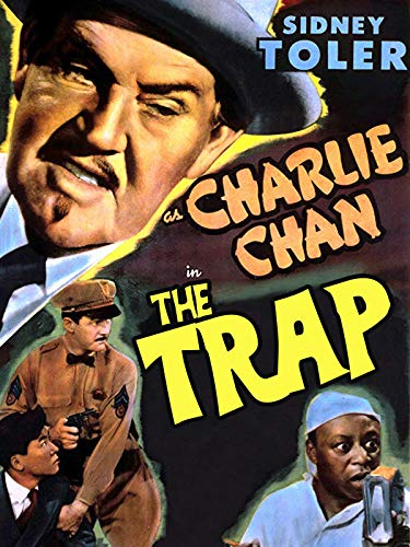 The Trap - Sidney Toler As Charlie Chan for sale  Delivered anywhere in USA