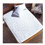 Simmons Pima Cotton Trizone Mattress Pad, 250 Thread Count, Size Queen (H398OS)