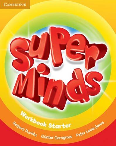 Super Minds Starter: Workbook