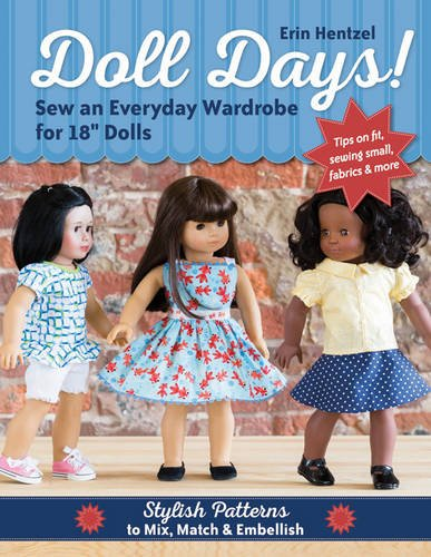 Doll Days! 18 inch Doll Sewing Patterns