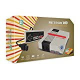 Hyperkin RetroN 1 HD Gaming Console - Gray - NES