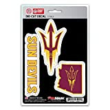 NCAA Team Decal, 3-Pack