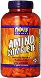 NOW Foods Amino Complete, 360 Caps
