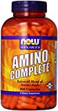 NOW Foods Amino Complete, 360 Caps - Best Reviews Guide