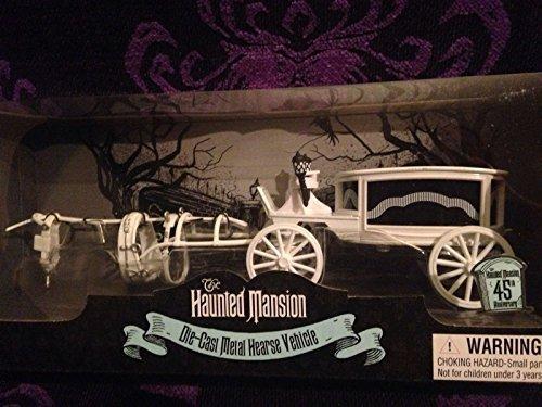 Disney Haunted Manion Diecast Hears 45th Anniversary Halloween]()