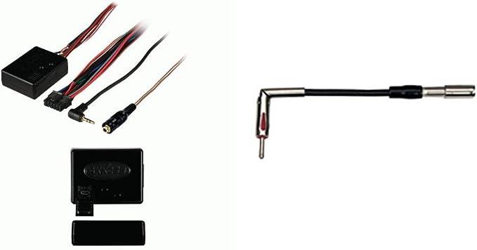 Amazon.com: Metra Axxess ASWC-1 - Interfaz de control universal para volante: Car Electronics
