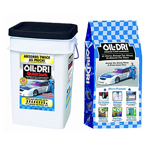 Oil-Dri Automotive Multi- Purpose Premium Absorbent OILAA