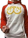 #9: Mesodyn One Punch Man Hoodie Costume Saitama Oppai Sweatshirt Hooded Jacket