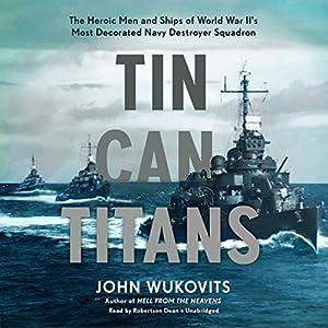 Tin Can Titans Audiobook