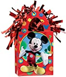 Amscan Disney Mickey Mini Tote Balloon Weight - 5.5 in. x 3 in. Each by Mick Mouse