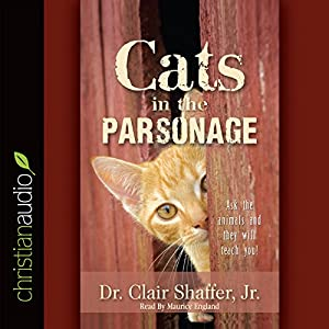 Cats in the Parsonage Audiobook