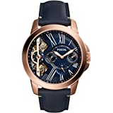 FOSSIL - Montre FOSSIL Cuir - Homme - 44 mm