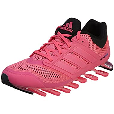 newest collection e8910 01a17 adidas Running Women s Springblade Drive Solar Pink Solar Blue2 Black 9.5 B  - Medium