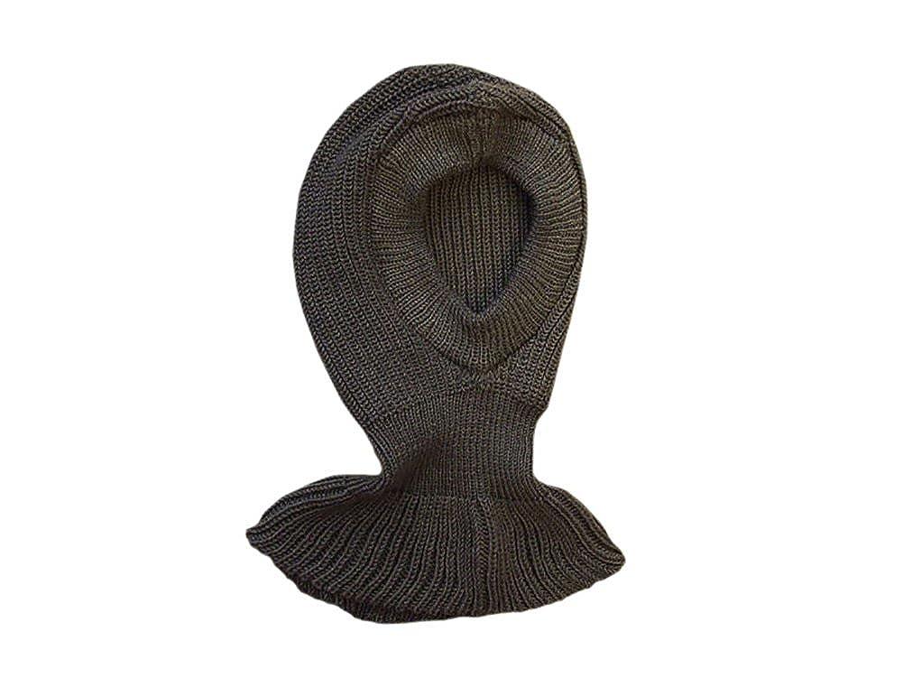 Passamontagna, 100% lana merino-Cappello invernale da donna a maglia