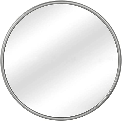 24 Inch Large Basic Round Wall Mirror