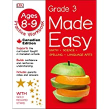 Made Easy Grade 3: Math Science Spelling Language Arts