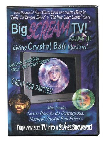 Big Scream TV: Crystal Ball! Volume 3
