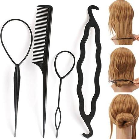 hair styling tools hair styling tool kit 4pc set braiders hair