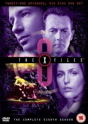 X Files: Season 8 [DVD] by Gillian Anderson: Amazon.es ...