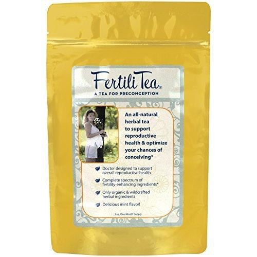 Fertilitea Tea (FertiliTea: A Natural Fertility Tea Blend by Fairhaven Health)