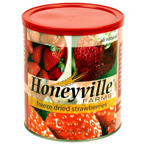 UPC 798344927496, Freeze Dried Strawberries - 6 Ounce Can
