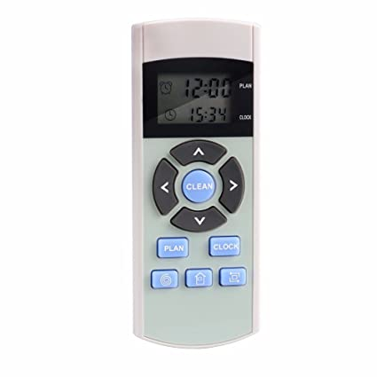 lirr mando a distancia con IR para ilife Robot aspirador inteligente para ilife V3S V5