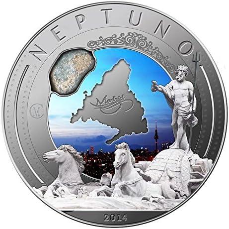 Moneda Coins - 2014 - España - Montesclaros - 1 Monte - Neptuno ...