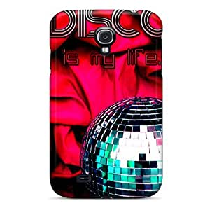 For MichelleNCrawford Galaxy Protective Case, High Quality For Galaxy S4 Disco Skin Case Cover