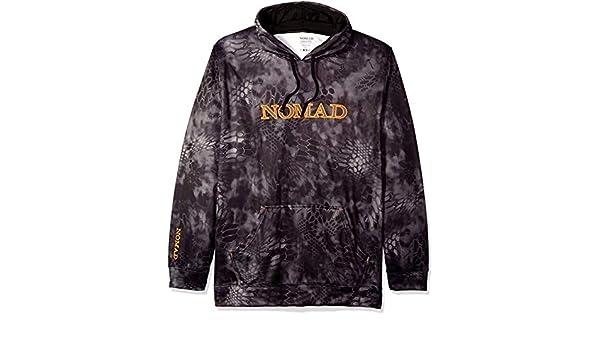 Nomad Camo Logo sudadera con capucha, color: Los ojos Banshee (n1300003bse) - - : Amazon.es: Ropa y accesorios