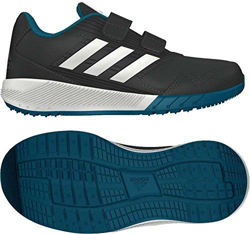 adidas Altarun CF K, Zapatillas de Deporte Unisex Niños Gris (Gricin / Ftwbla / Neguti)