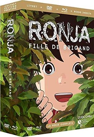 Ronja, Fille de Brigand [Ghibli - 2014] 51l4ggJOiDL._AC_SY445_