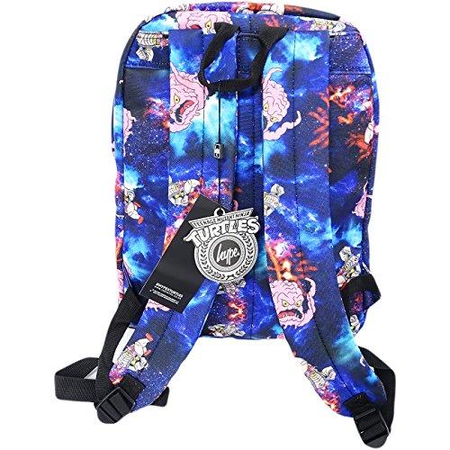 Hype  Hype bag (Space Krang) Multi, Herren Schultertasche schwarz Space Krang Einheitsgröße