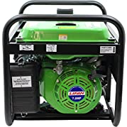 Lifan ES4100-CA Energy Storm Portable Generator with Recoil Start, 4100W