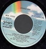 Love Is Like A Rock 7 Inch (7