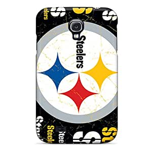 Leandrsty485 Galaxy S4 Well-designed Hard Cases Covers Pittsburgh Steelers Protector