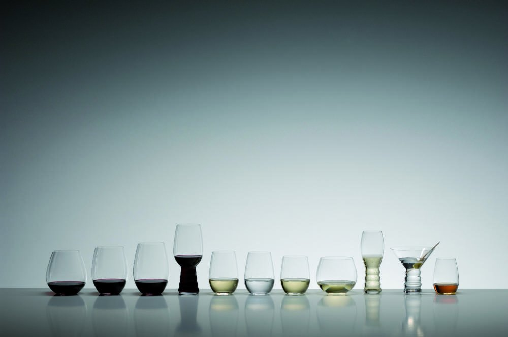 Riedel O Wine Tumbler Cabernet/Merlot, Set of 4 by Riedel