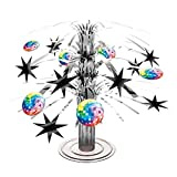 Amscan 240098 Mini Cascade Centerpiece One Size Multicolor