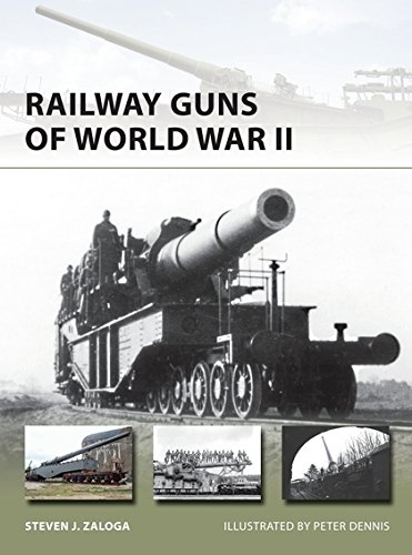 Railway Guns of World War II (New (Railroad Gun)