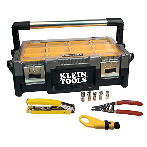 Klein Tools VDV ProTech Coaxial Kit - VDV011-832