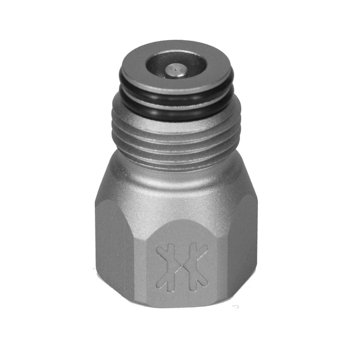 HK Army Paintball Regulator Extender - Silver by HK Army