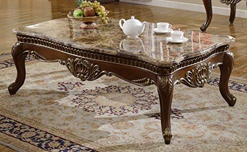 Meridian Furniture Catania Marble Coffee (Catania Marble)