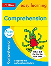 Comprehension Ages 5-7: Prepare for School with Easy Home Learning