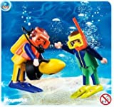 PLAYMOBIL 5924 DIVERS [Toy]