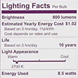 Philips LED 459024 Non-Dimmable Frosted