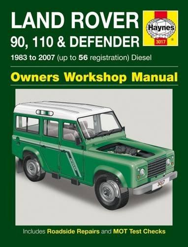 Transmission 4 Piece (Land Rover 90, 110 & Defender Diesel Service and Repair Manual (Haynes Service and Repair Manuals) (2014-09-04))