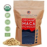 Raw Organic Maca Powder,1LB (454g) 100% Peruvian Purest Premium - Supports hormonal, gut and immune health, Energy enhancing, 100% Gluten Free - Raw Vegan Superfood -Sugar free - Non GMO