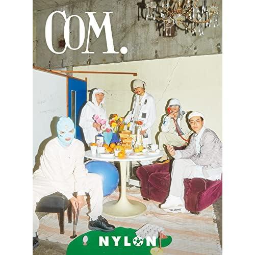 COM. NYLON SUPER VOL.8 表紙画像