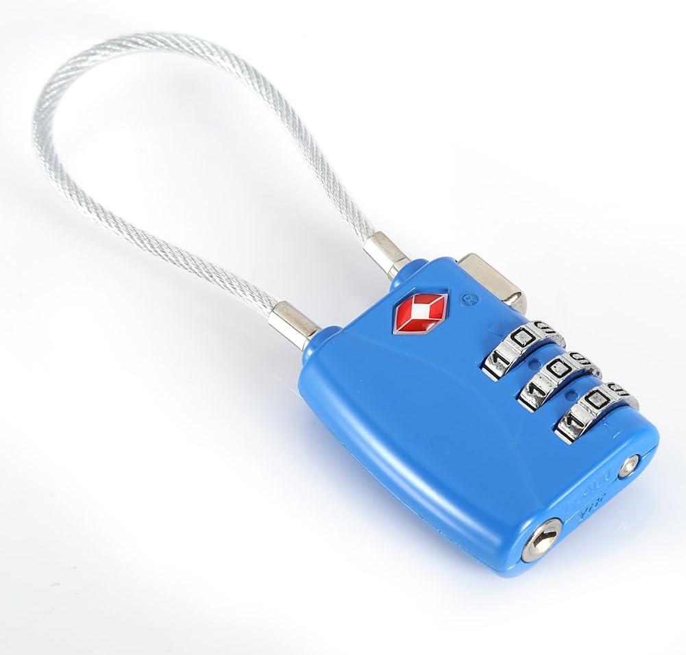 serrature per bici o altro valigetta 1# palestra Travel Suitcase Combination Lock per borsa da viaggio armadietti
